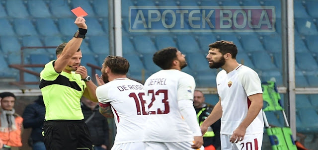 Genoa vs AS Roma 26 November 2017