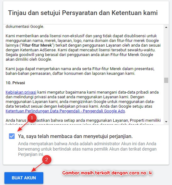 daftar,adsense,hosted,blogspot