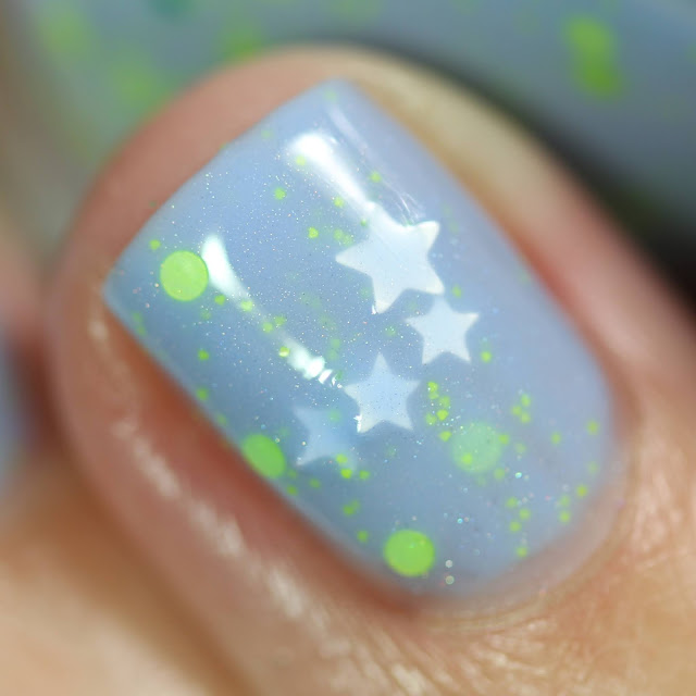 My Indie Polish Bedtime Bear swatch