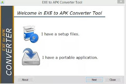 Cara Convert File Exe Menjadi APK Android Lengkap