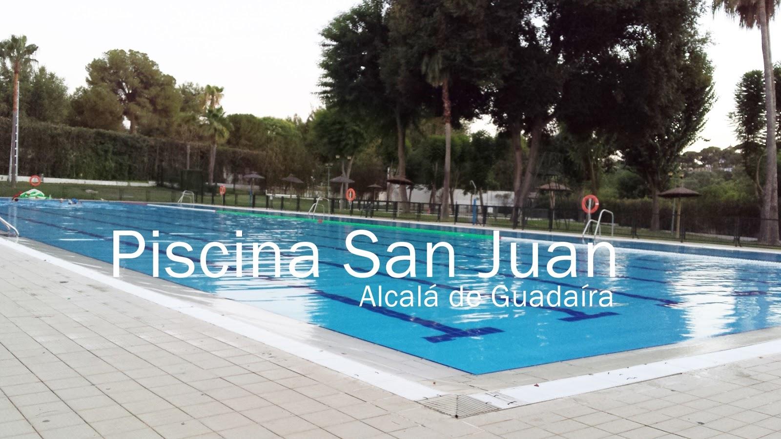 Alcalamegusta BONOS para el Verano 2016 en la Piscina de San Juan de Alcal de Guadara