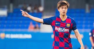 Barcelona B player Hiroki Abe tests positive for coronavirus