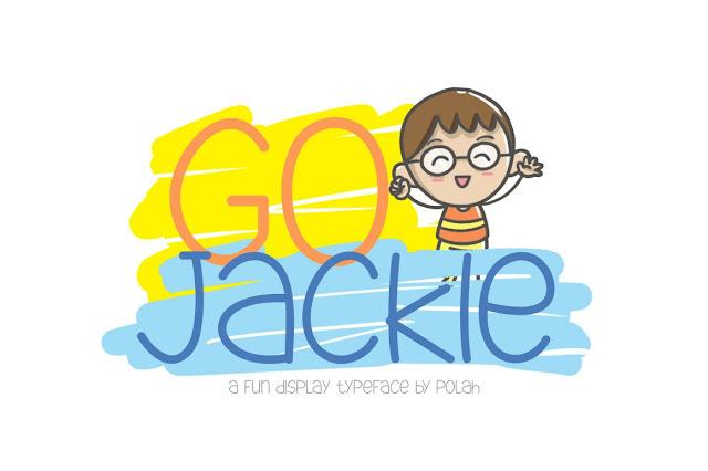 Go Jackie Font