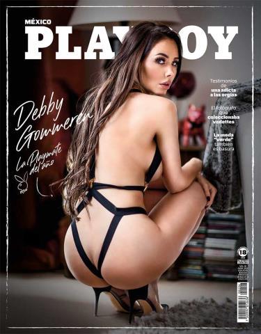 Playboy México: Debby Gommeren