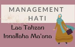 Management Hati Saat Kecewa Melanda