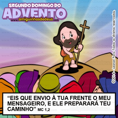 segundo domingo do advento