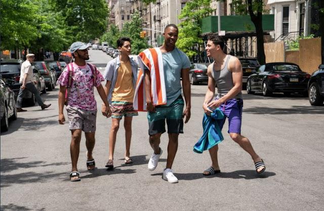 en un barrio de nuevo york  usnavi y amigos