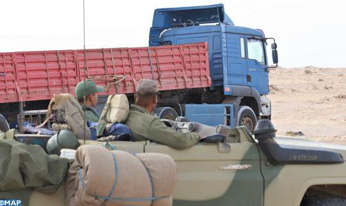 كان لا بد من تدخل مغربي حاسم من أجل إنهاء وضع غير طبيعي افتعلته الجزائر في منطقة الكركرات (صحيفة)