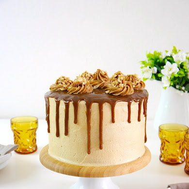 Peanut Butter Celebration Cake