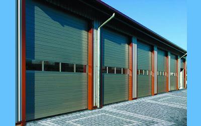 Puff Panel Doors, sectional doors, Puf Insulated Door