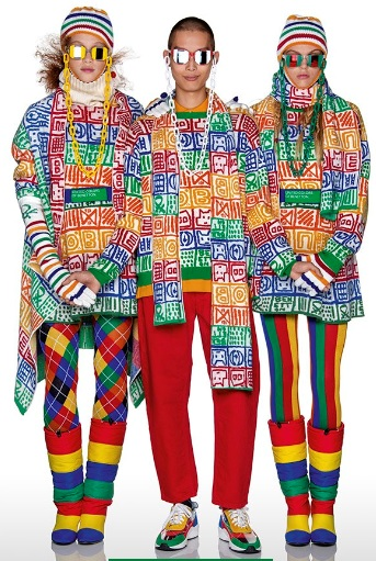 Colorful Fashion