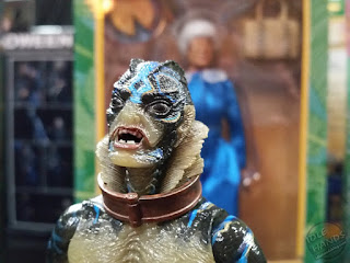 NECA Fan Event 2019: The Shape of Water's Amphibian Man action figure