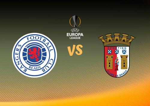 Glasgow Rangers vs Sporting Braga  Resumen