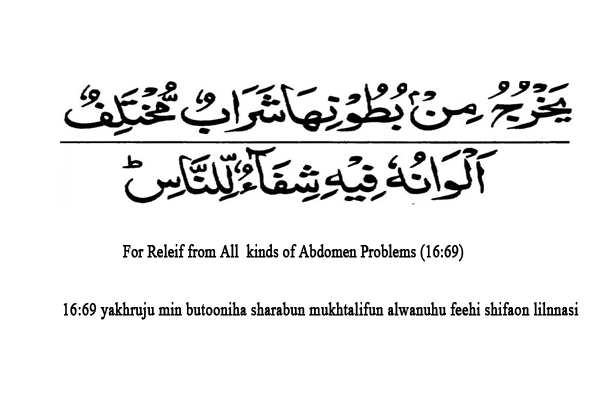 Dua For Pain In The Stomach And Vomiting - Messagespk