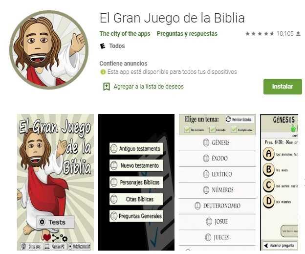 Apps cristianas para jóvenes