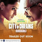 City of Dreams Season 2 webseries  & More