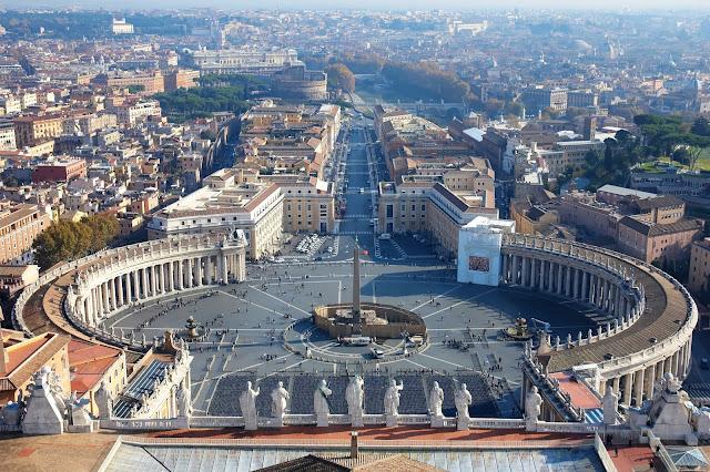 Watykan co warto zobaczyć w Rzymie?