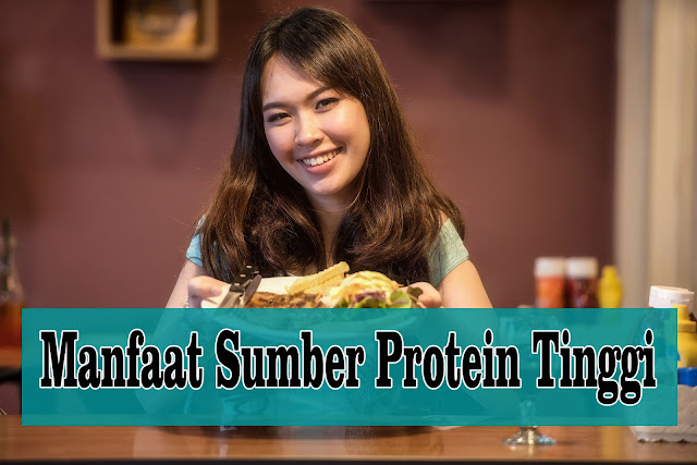 Manfaat Sumber Protein Tinggi