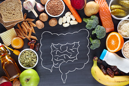 food in the gut effectively