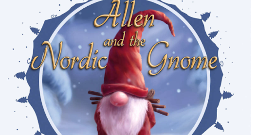 Allen and the Nordic Gnome, a Children's Book