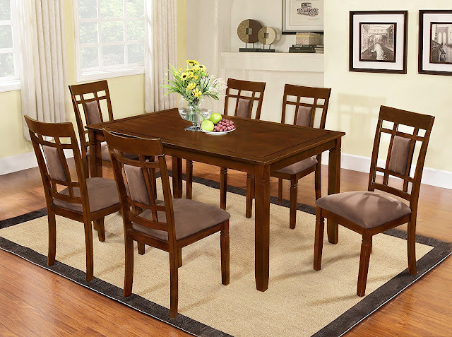 Teak wood dining furniture