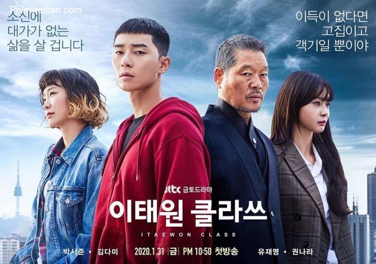 Phim Lớp Học Itaewon 2020