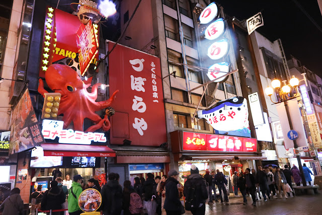 what to do in osaka for 5 days