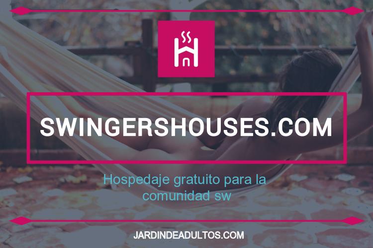 Alojamiento y hospedaje gratuito para swingers viajeros