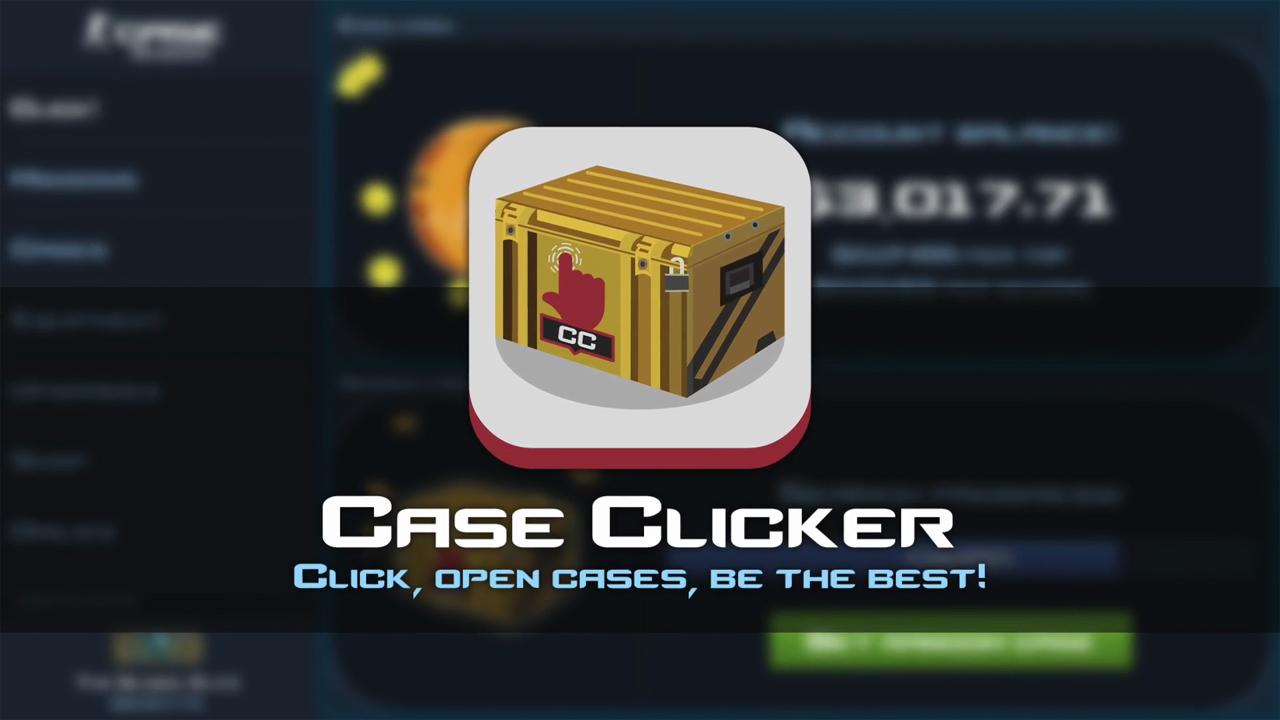 Case Clicker 2 - Crash Update!