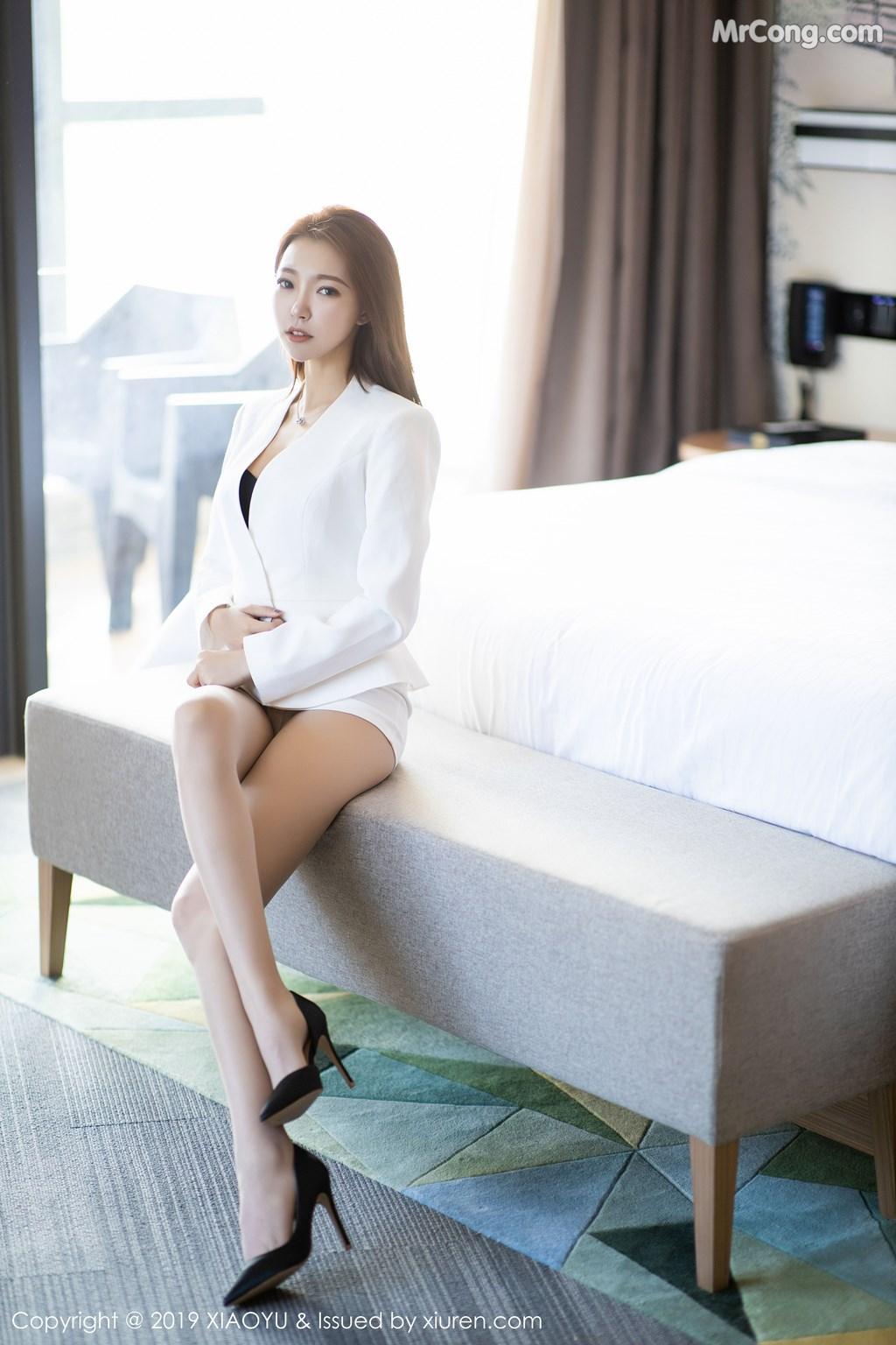 Image XiaoYu-Vol.207-LRIS-Feng-Mu-Mu-MrCong.com-006 in post XiaoYu Vol.207: LRIS (冯木木) (109 ảnh)