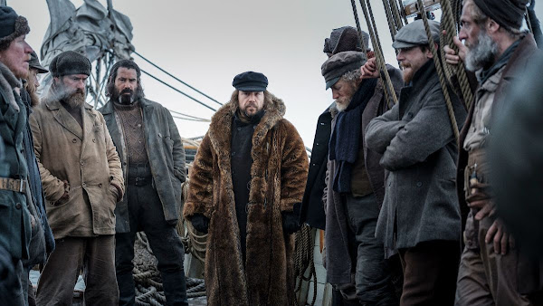 """THE NORTH WATER"" ESTREIA DIA 7 DE NOVEMBRO NA HBO PORTUGAL"