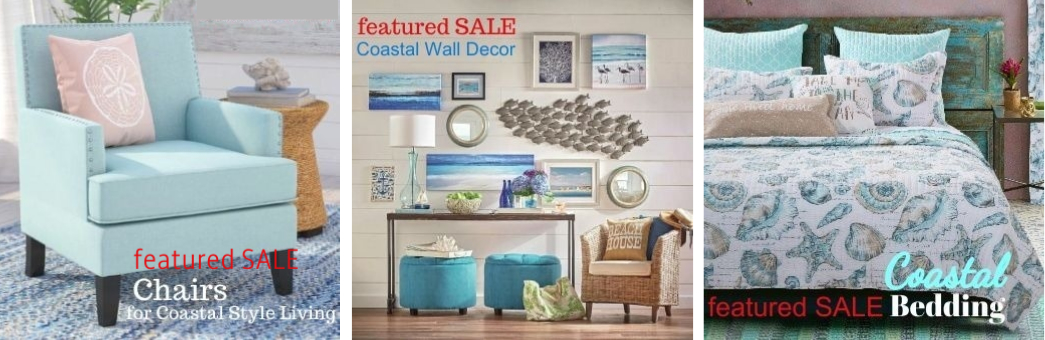 Coastal Decor Sales
