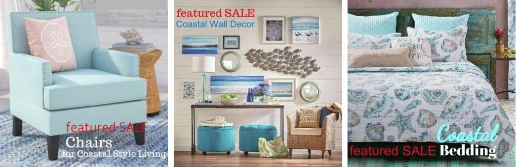 Coastal Decor Sales