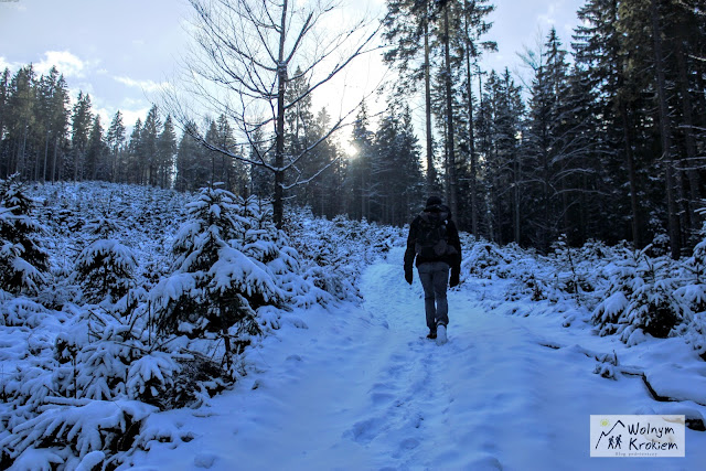 Rudawiec - Góry Bielskie wyprawa zimowa