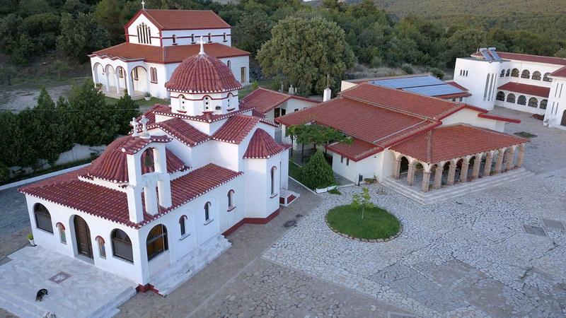 Πανήγυρις Ιεράς Μονής Αγίου Ιωάννου του Θεολόγου στο Αετοχώρι Αλεξανδρούπολης