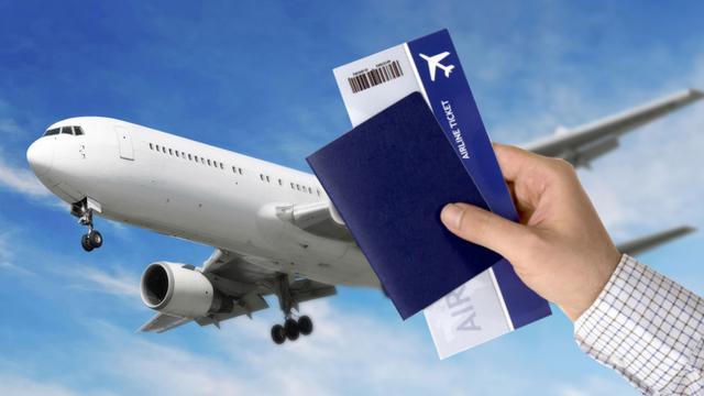 Ini dia 4 Tips Cari Tiket Pesawat Murah
