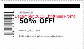 Overstock coupons for december 2016