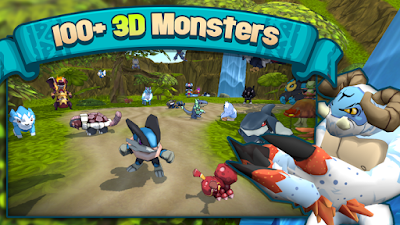 Free Download Terra Monsters 3 v15.5 APK