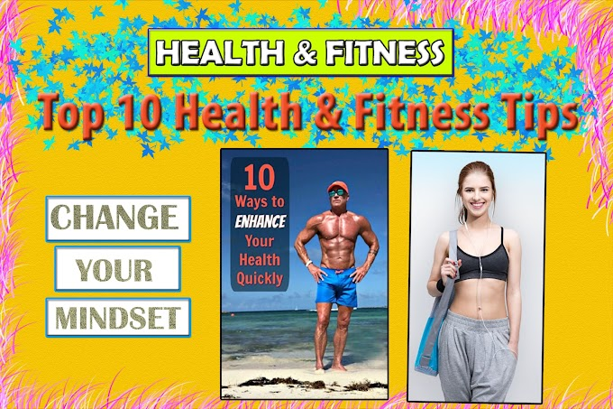 HOW TO BECOME SELF DISCIPLINED IN HEALTH & FITNESS