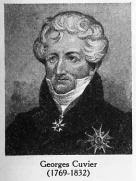 Baron Georges Cuvier