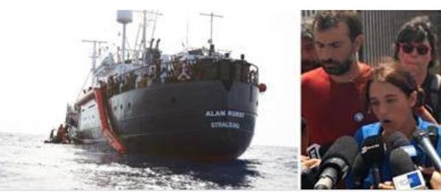 جديد: سالفيني يواجه أزمة جديدة مع سفينتي إنقاذ تقلان مهاجرين سريين
