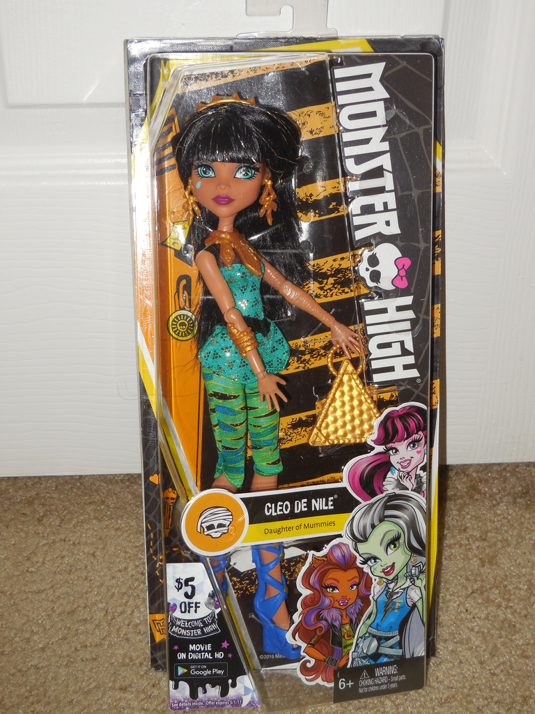 Monster High Toys, Dolls, Playsets, DVDs & Accessories ...