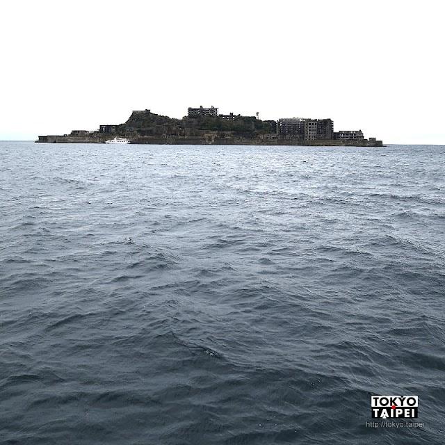 【端島】曾經繁華的廢墟 傳奇軍艦島