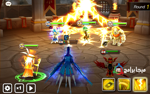 تحميل لعبة summoners war للكمبيوتر مجانا