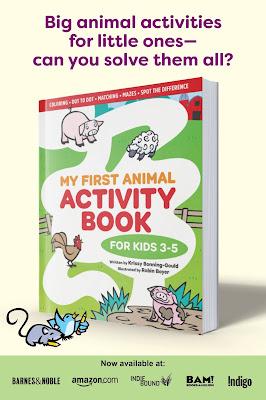 a preschool activity page