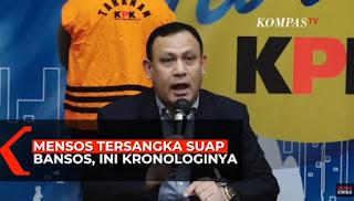 Korupsi Bansos Covid-19, KPK Berpotensi Periksa Megawati & Hasto