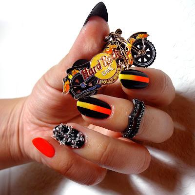 Hard Rock Nails