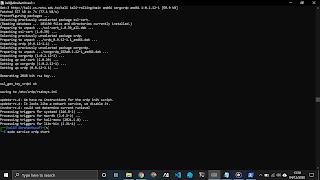Cara Install XRDP untuk XFCE GUI Dektop Kali linux di WSL2