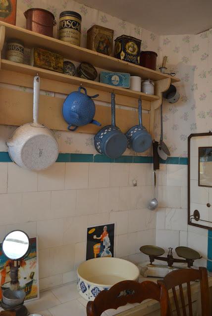 La Maison de la Beurière à Boulogne-sur-Mer : cuisine