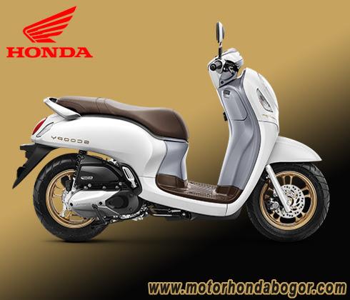Angsuran Motor Honda Scoopy Bogor